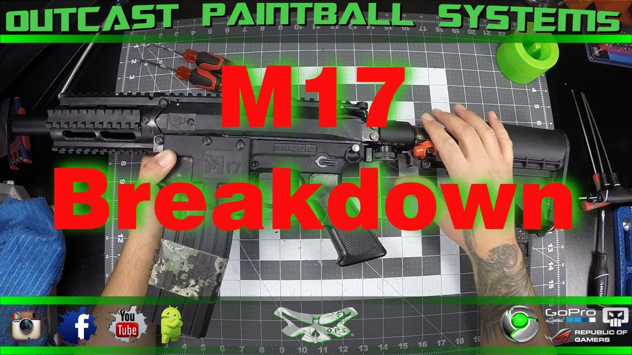 Milsig M17 Breakdown Youtube
