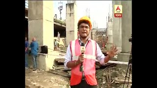 majerhat bridge, majerhat bridge collapse, Live coverage,Ground Zero, ABP Ananda