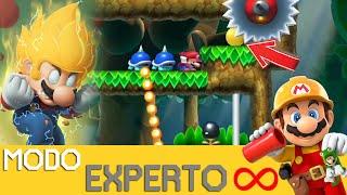 Download CUANDO LA PILLERÍA AUMENTA NUESTRO PODER!!! - MODO EXPERTO INFINITO (NO SKIP) T2 #3 - SMM2 - ZetaSSJ