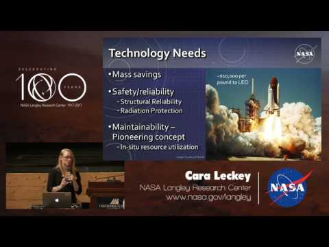 NASA/CNU Lecture Series: Langley's past, present, and future of space exploration