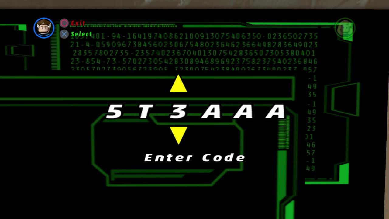 Inspirational Codes for Lego Marvel Avengers