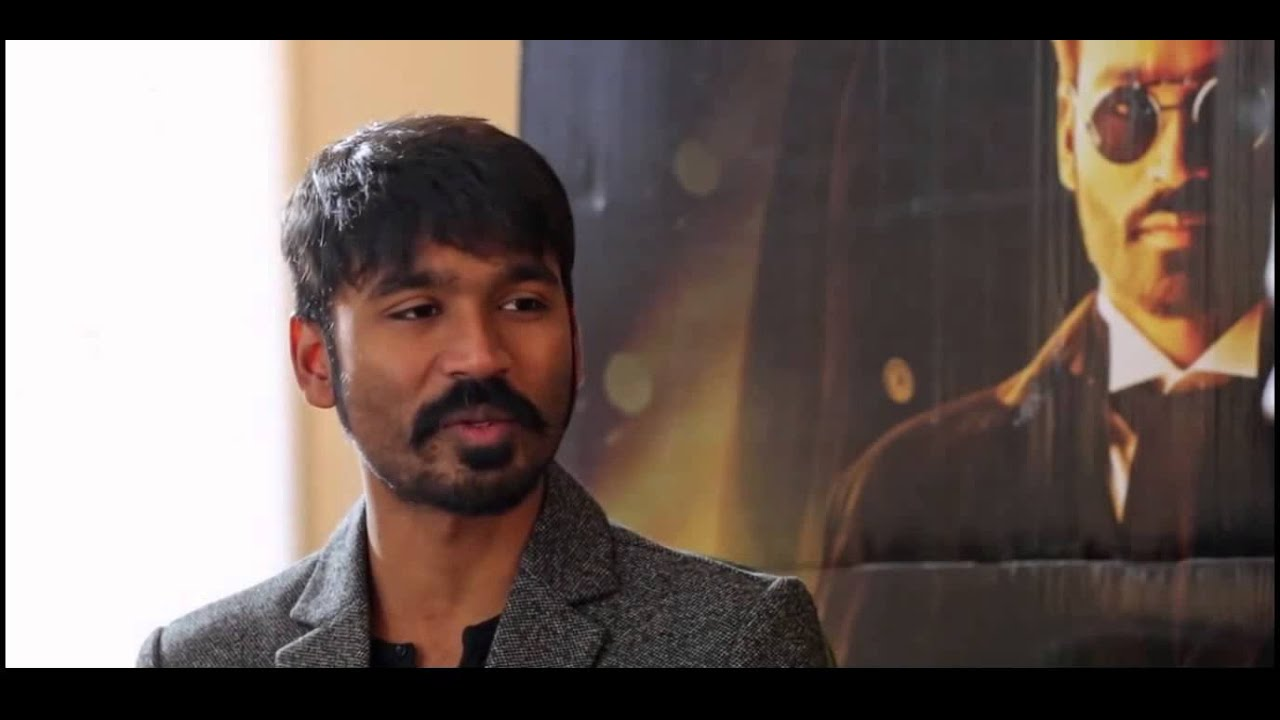 Interview with Dhanush