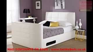 Why Choose? White Tv Beds Visit Getmebeds.co.uk