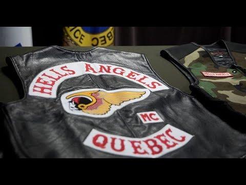 Police arrest 63 in sweeping raids on Hells Angels | Quebec, en français