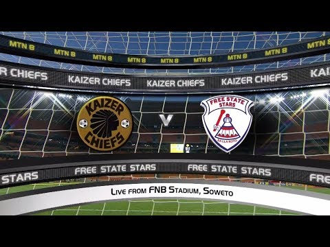 MTN 8 2018 | Kaizer Chiefs vs Free State Stars