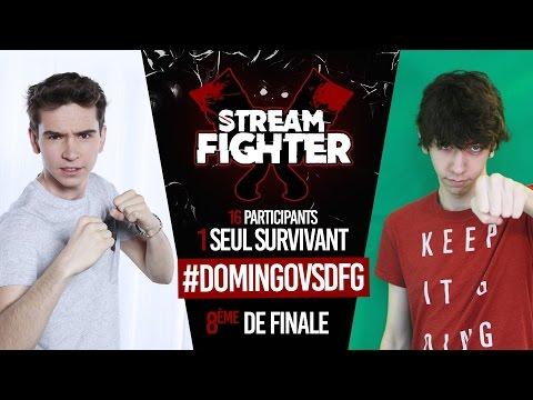 DOMINGO  vs DFG - Stream Fighter