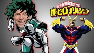 My Hero Academia Reaktion meines Vaters | Kurono