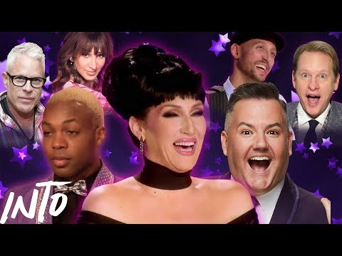 Judges Panel On RuPaul's Drag Race | The Kiki Ep 11