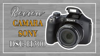 REVIEW Camara Sony DSC-H300