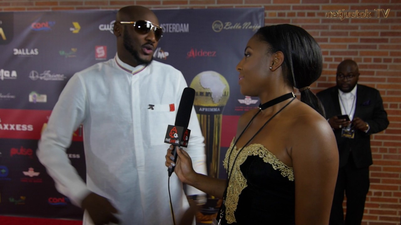 Download 2baba on the Red Carpet | Afrimma 2016 | Notjustok TV