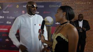 2baba on the Red Carpet | Afrimma 2016