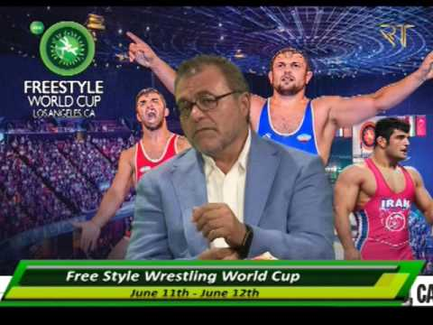 Iran Wrestling World Cup 2016