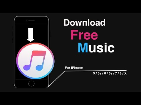 How to Download Music on iPhone 5s/6/6s/7/7 Plus For FREE 2017
