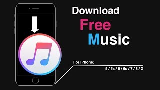 Download lagu How to Download Music on iPhone 5s/6/6s/7/8/X For FREE