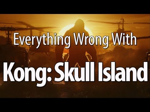 Download Youtube: Everything Wrong With Kong: Skull Island