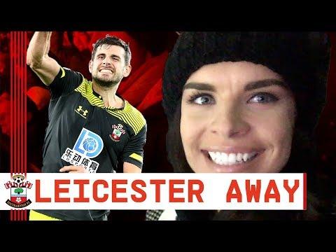 ON THE MARCH | Leicester City 1-2 Southampton | Premier League