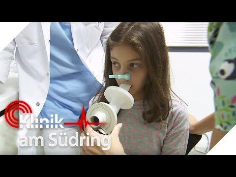 Atemnot durch kuriosen Grund  Klinik am Südring  SAT.1 TV