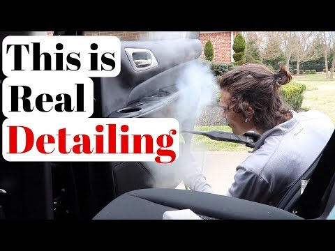 The Best Interior Detailing Process... I'm Exposing Everything!