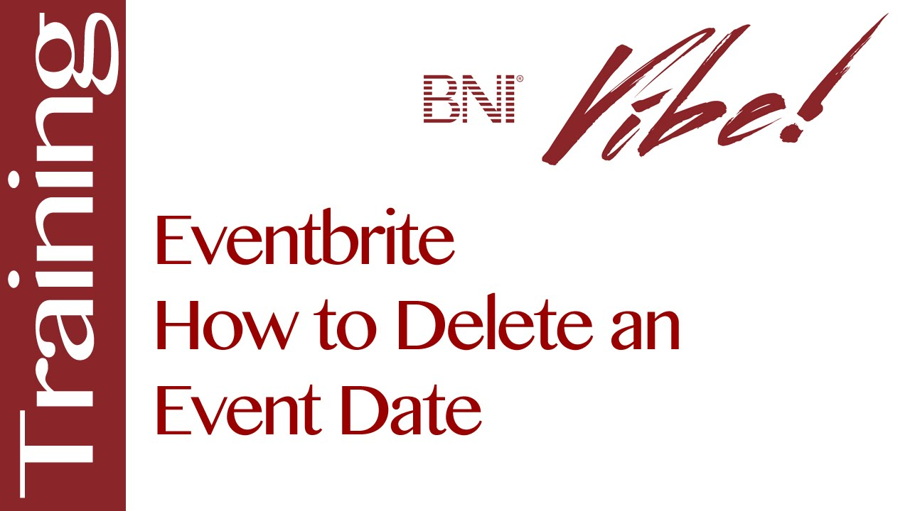 Bn dating delete