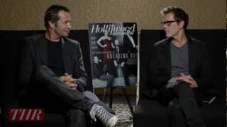 Kevin Bacon and James Purefoy on