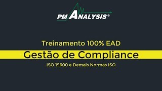 Treinamento Compliance EAD PM Analysis