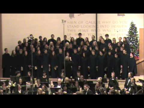 Mirabile Mysterium - Taylor Davis - Augustana Choir