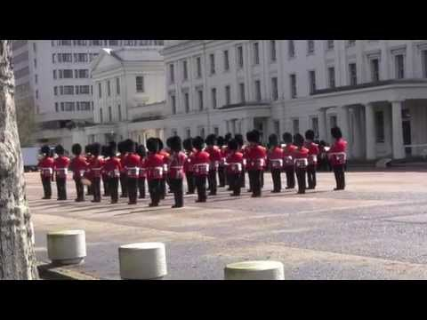 Changing the Guard(Extended), April 11, 2015:  Band of the Scots Guards