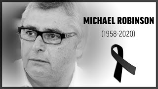 Homenaje a Michael Robinson de Maldini, Manolo Lama, Mónica Marchante... en El Partidazo de COPE