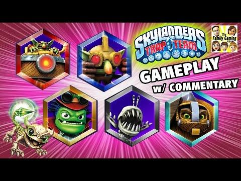 Skylanders Trap Team: Final Kaos Boss Battle! The Ultim ...