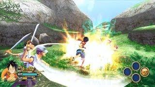 One Piece: Unlimited Adventure | Dolphin Emulator 4.0.1 [1080p HD] | Nintendo Wii