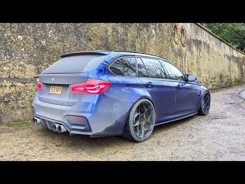 bmw-m3-touring---the-best-car-bmw-never-made-|-botb-#ad