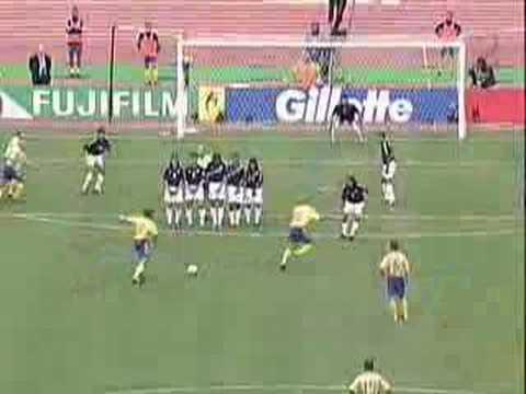 Anders Svensson vs Argentina