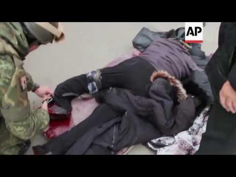 Ukraine takes Russia to UN court over Crimea
