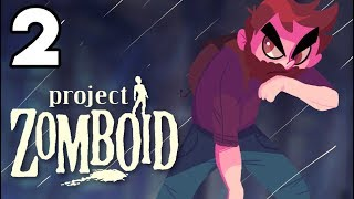 HARSH LESSONS | Project Zomboid Gameplay / Let
