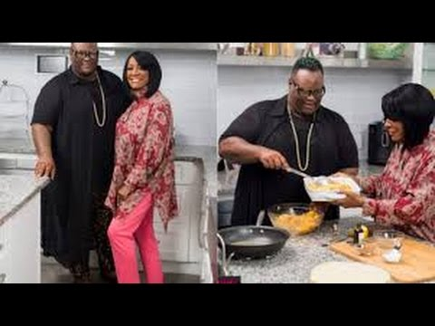 ''  THE PATTI LABELLE HOLIDAY PIE SPECIAL featuring JAMES WRIGHT CHANEL