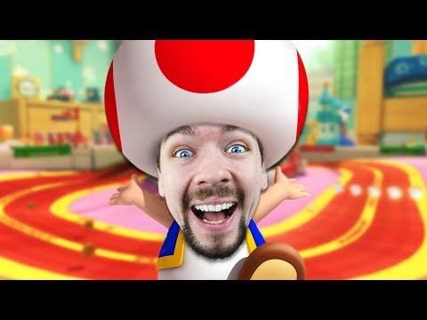 TOAD'S GOT SOME MOVES | Mario Kart 8 Deluxe #3
