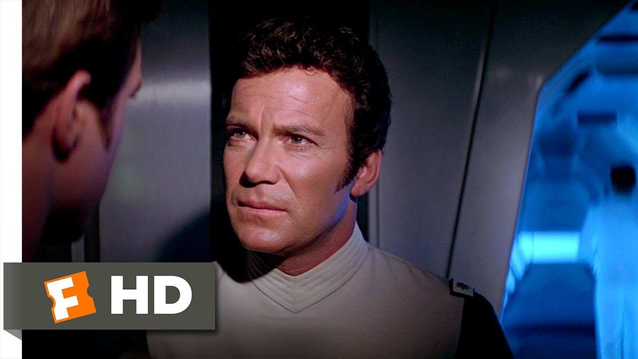 Star Trek: The Motion Picture (1/9) Movie CLIP - Kirk Takes Over (1979) HD