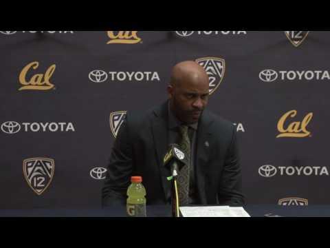 Cal Men's Basketball: Cuonzo Martin Post-Game Press Conference vs Arizona