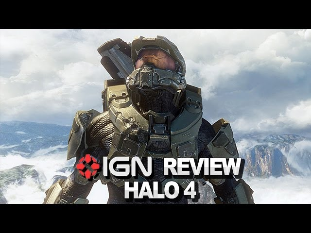 Halo 4 Review Ign Reviews