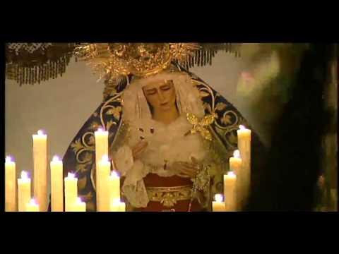 Salida 2010 de la Virgen de las Angustias (Los Gitanos)