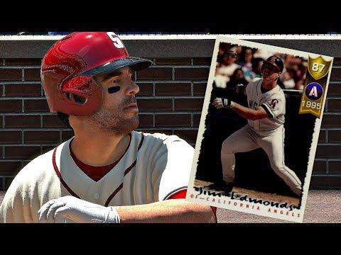 THIS JIM EDMONDS CARD IS INSANE!! MLB The Show 17 Battle Royale