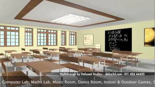 Delhi Public School Walkthrough, Jind, Haryana