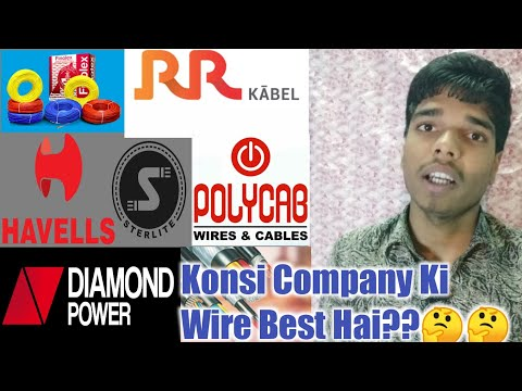 How To Buy A Best Wire For Home✔️||How To Buy Best Wire For Office🤔 || Plastic Wire Copper Wire