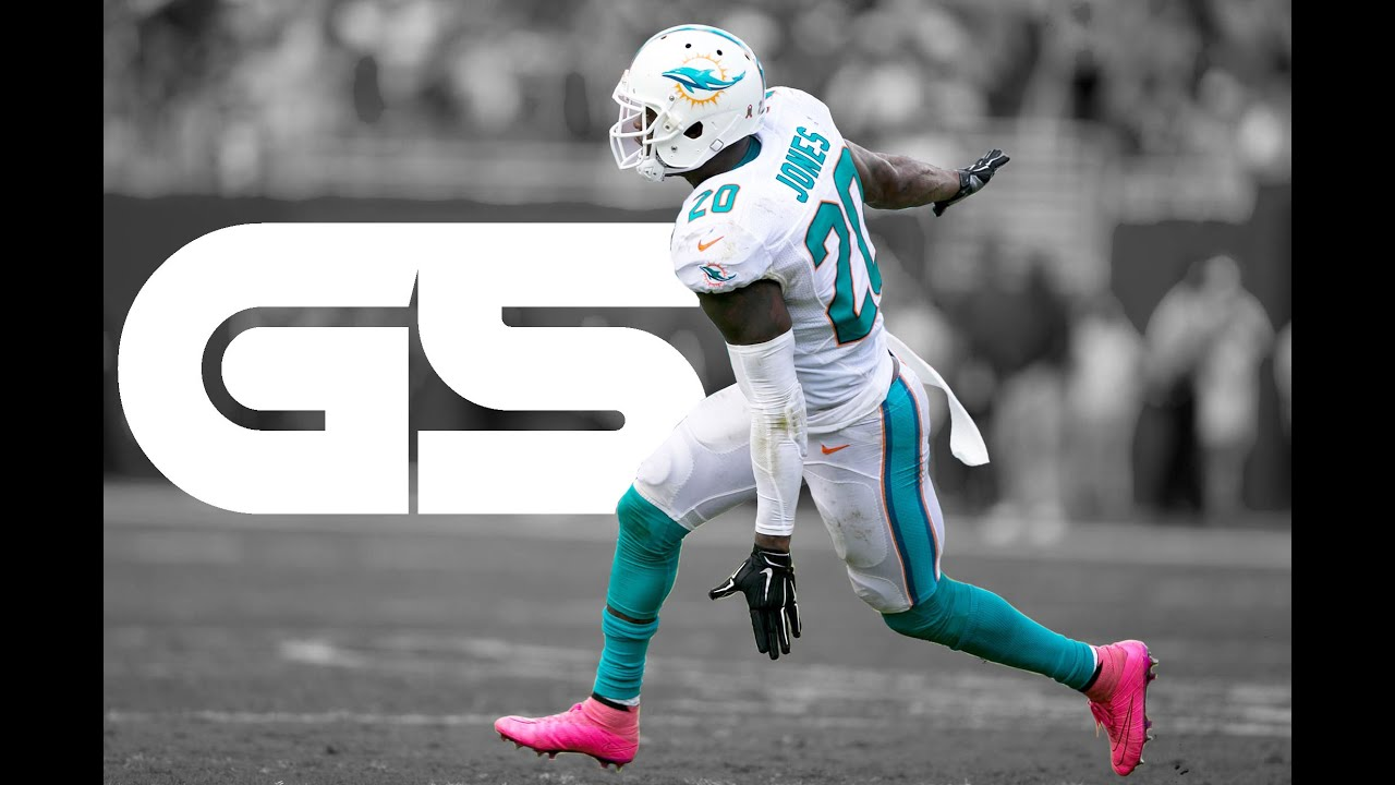 "Reshad Jones ""G5"" á´´á´° 2015 Miami Dolphins Highlights"