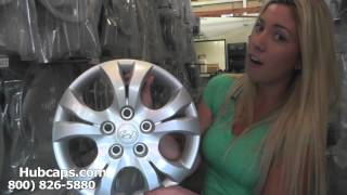 Automotive Videos: Hyundai Elantra Hub Caps, Center Caps & Wheel Covers