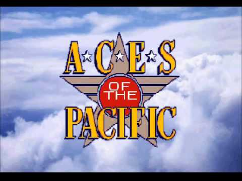 Aces of the Pacific - video game Loop Demo (MT-32 music, PC MS-DOS) 1992
