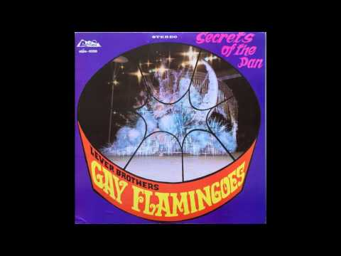 Lever Brothers Gay Flamingoes - Black Man's Cry