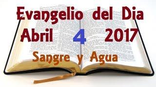 Evangelio del Dia- Martes 4 de Abril 2017- Las Serpientes- Sangre y Agua