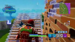 How to waste 700 materials and not get a kill in fortnite