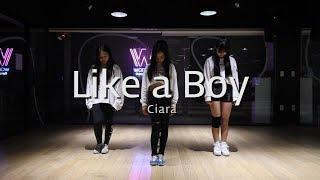 [ Ciara - Like a Boy ] choreography Ellie / Kids B class